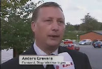 Anders Gravers i TV-Avisen 130910